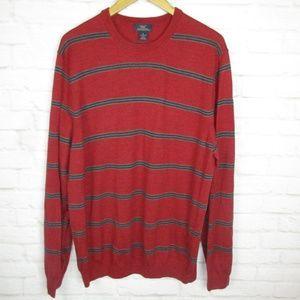 Brooks Brothers Mens size XL 100% Merino Wool